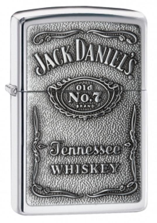 Zippo Jack Daniel's ® Chrome