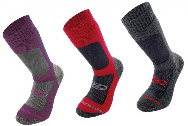 Highlander Merino Wool Trekking Sock