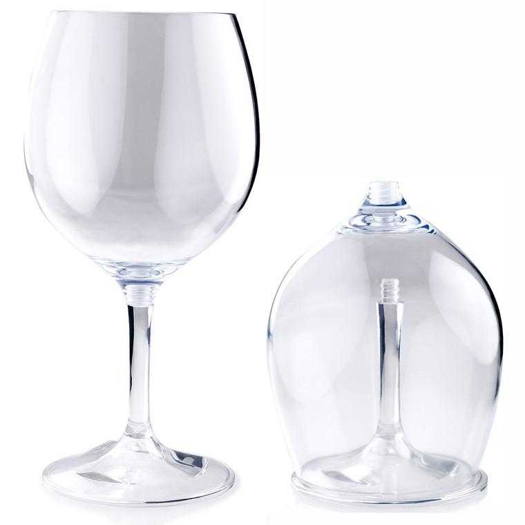 GSI NESTING RED WINE GLASS