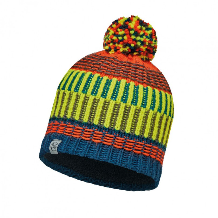 JUNIOR KNITTED BUFF HAT (HOPS SEAPORT)