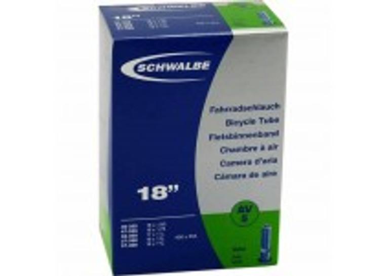 18 X 1.50 - 2.35 INNER TUBE | SCHRADER VALVE