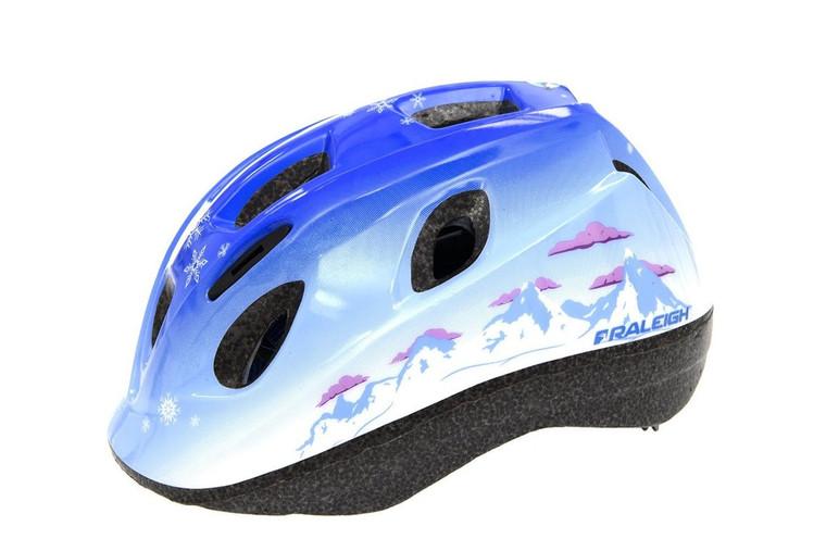 MYSTERY JUNIOR CYCLE HELMET | ICE BLUE
