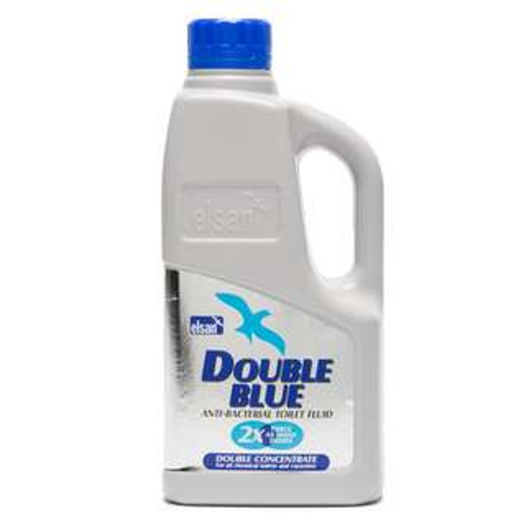 ELSAN 1 LITRE DOUBLE BLUE