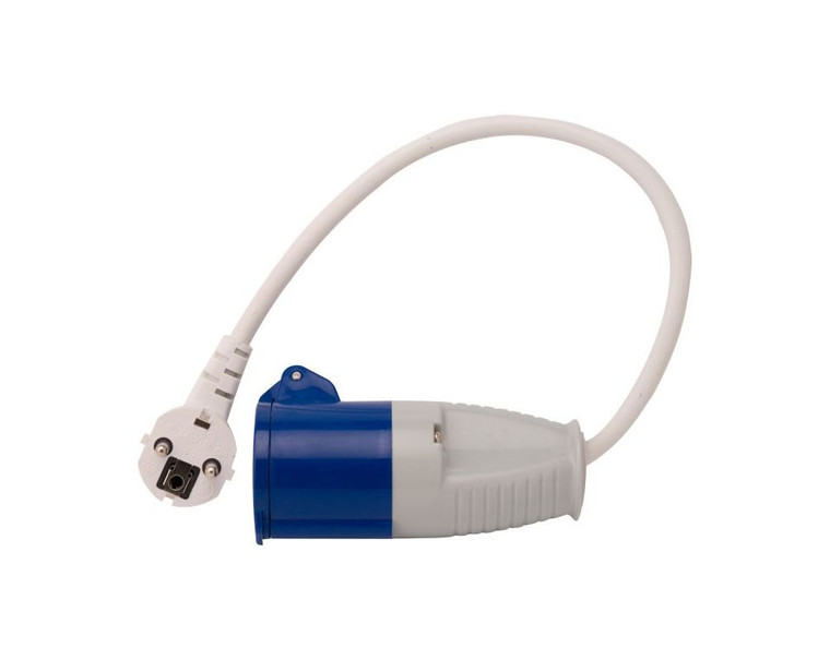 MAINS CONTINENTAL ADAPTER LEAD