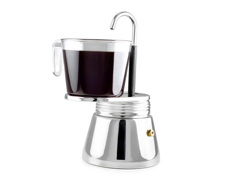 GSI STAINLESS 4 CUP MINI EXPRESSO