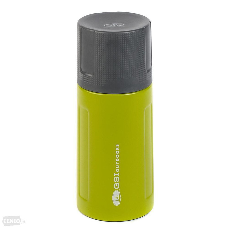 GSI 500ML VACUUM FLASK/BOTTLE | GREEN