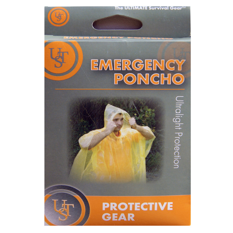 UST EMERGENCY PONCHO