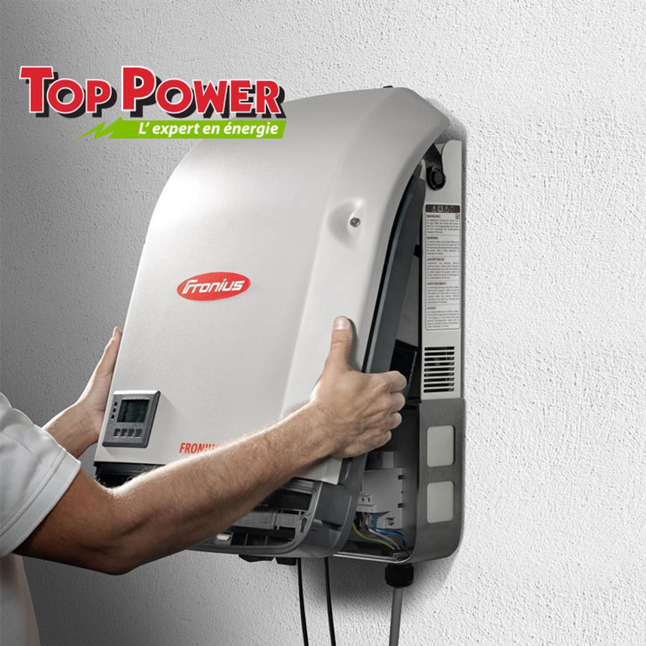 PV Inverter 24Kw Fronius Symo 24 0-3 480 - Top Power Store