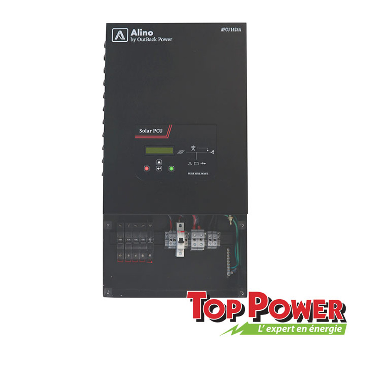 ALINO Outback All in One Inverter 1 4KVA @ 24Vdc - Top Power