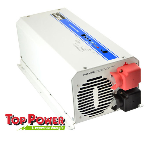 Wave Inverter 3.6Kw @ 24VDC