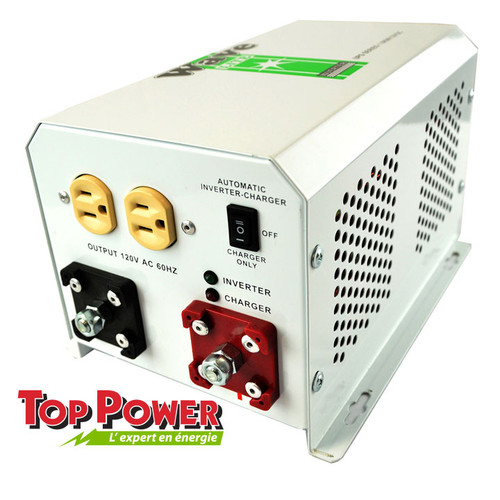 Wave Inverter 1Kw @ 12VDC