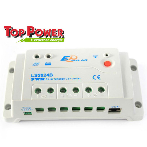 Charge Controller EpSolar PWM 20A - LS2024B