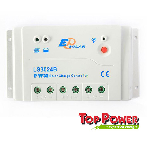 Charge Controller  EpSolar PWM 30 A - LS3024B