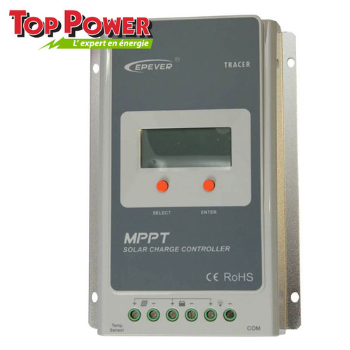 Charge Controller Tracer EpSolar MPPT 40 A - 4210RN