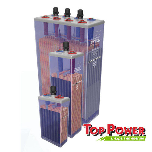 DISCOVER  Battery Flooded Tubular 2VDC @ 920 AH