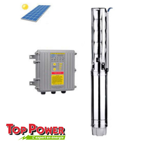 Submersible Deep Well Pump NASS #10