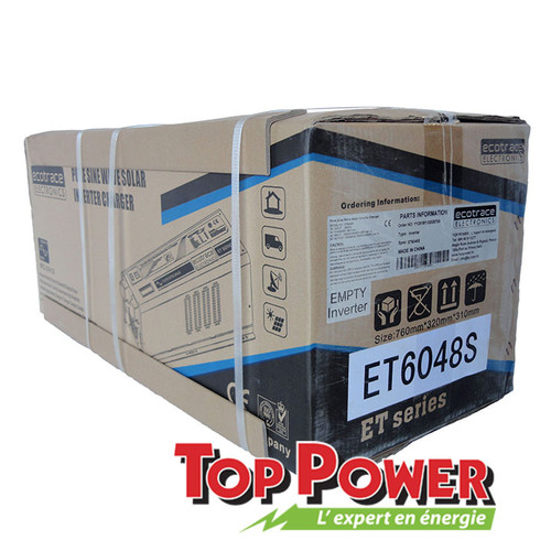 ET6048S Packing box