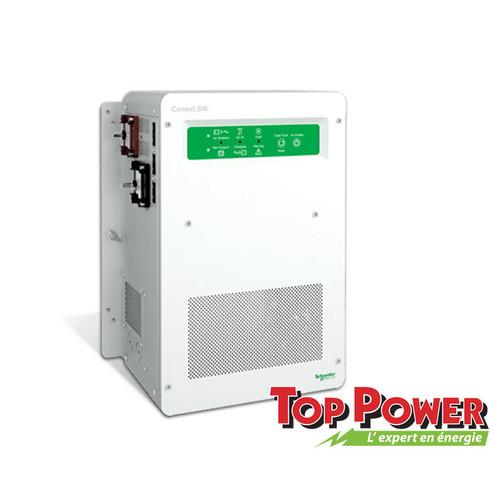 SW4024 SCHNEIDER  Inverter/Charger 4Kw SW 24Vdc 120/240V