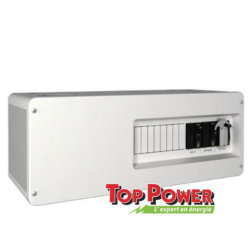 Schneider Panel Breaker AC - SW Inverter. Load Center AC