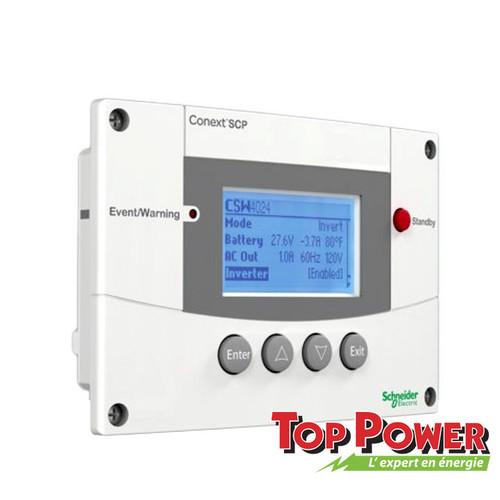 SCHNEIDER  SCP - System Control Panel - Remote Schneider