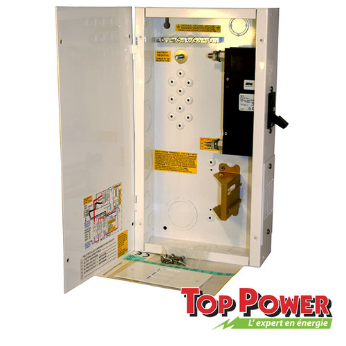 MIDNITE  Disconnect Breaker Box DC 175A - MidNite