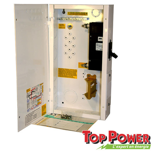 MIDNITE  Disconnect Breaker Box DC 250A
