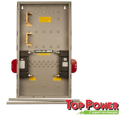 MIDNITE  Disconnect Breaker Box Double  DC 175A x 2