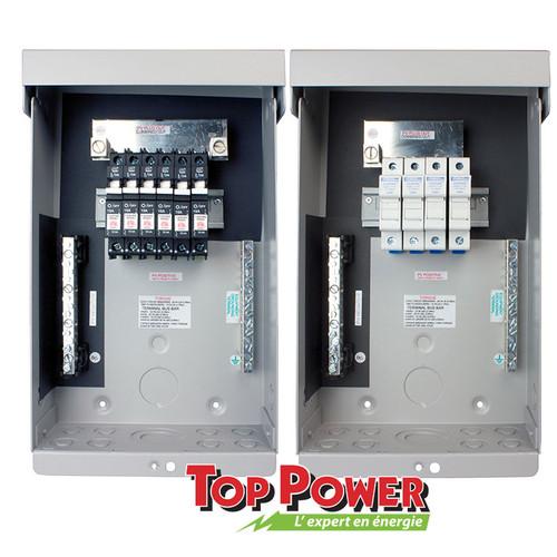 MIDNITE  PV Combiner Midnite 6 Circuits