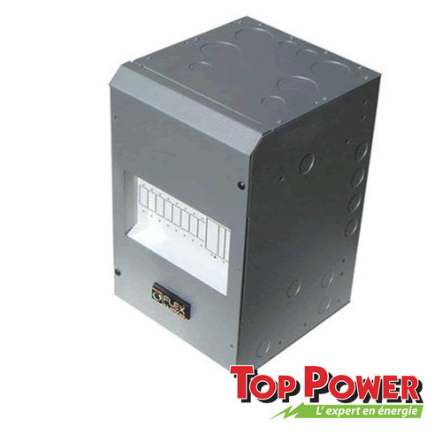 OUTBACK  DC Breaker Enclosure two VFXR series Inverter/charger