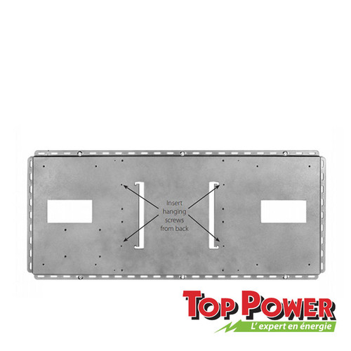 OUTBACK  Mounting Plate for FW500 & FW1000