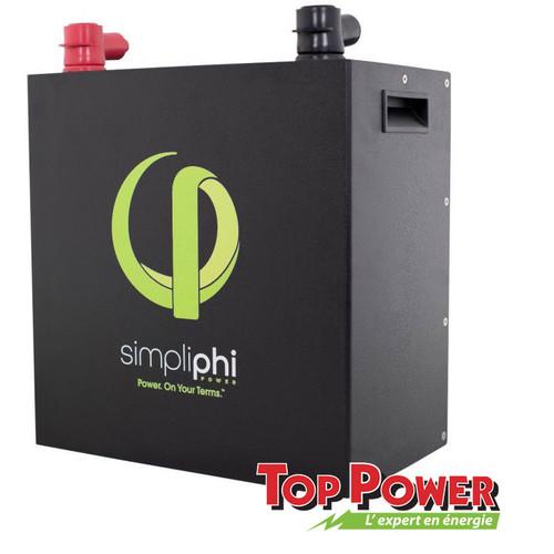 Simpliphi Lithium Battery 3.5Kwh @ 48Vdc - 69AH
