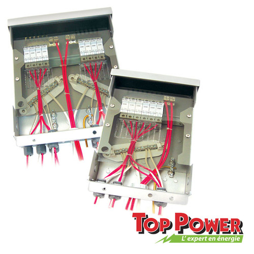 OUTBACK  PV Combiner Outback 12 Circuits FWPV 12