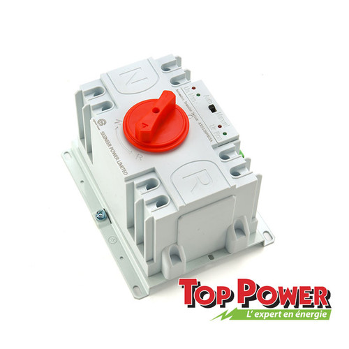 Automatic Transfer Switch servomotor 63A 120Vac 1 Phase