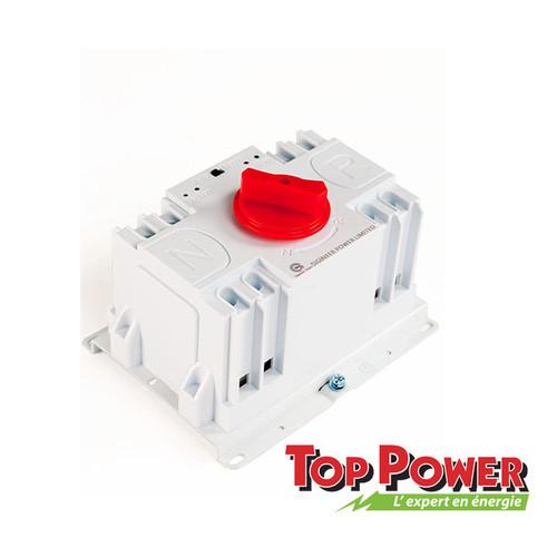 Automatic Transfer Switch servomotor 63A 240Vac 1 Phase