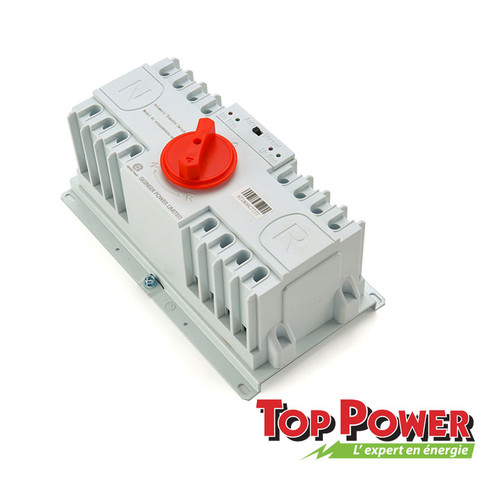 Automatic Transfer Switch servomotor 63A 208Vac 3 Phase