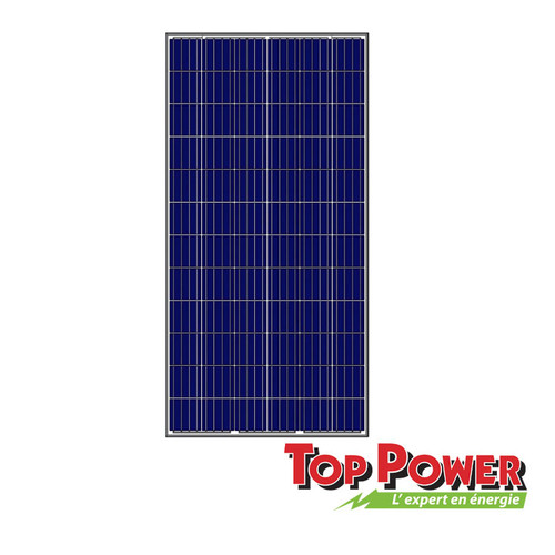 AMERISOLAR  Solar Panel Amerisolar 330Watts Polycrystalline 72 Cell