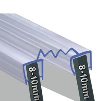 BIF040 Bifold Channel Shower Seal