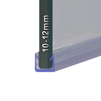 SEAL026 - Long Vertical Shower Door Seal