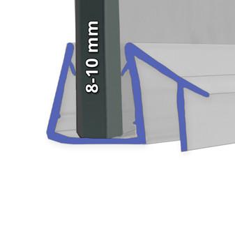 SEAL075 - Vertical Threshold Shower Door Seal