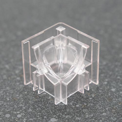 CG003 - Shower Door Seal Corner Piece