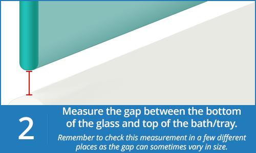 Step 2 Measure Gap