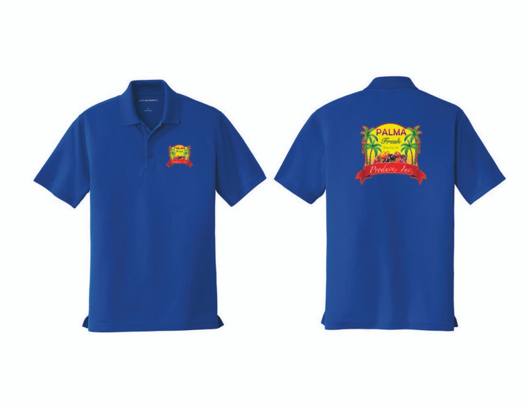 Custom Collared Shirts