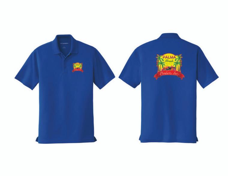 Custom Collared Shirts with Logo