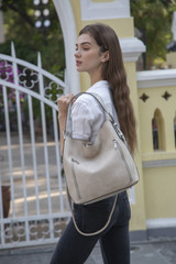 Alexa Hobo Bag Safari Collection