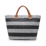 R1952 Remi Fabric Tote w/ Dual Handles and Inner Zip Pocket