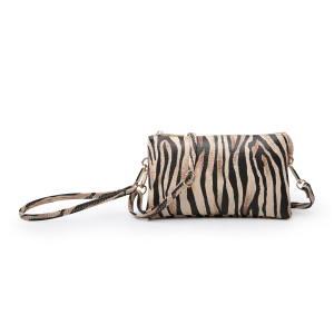 Riley Crossbody/Wristlet Safari Collection