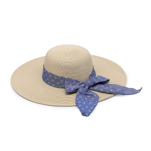 Rae Natural Seagrass Hat