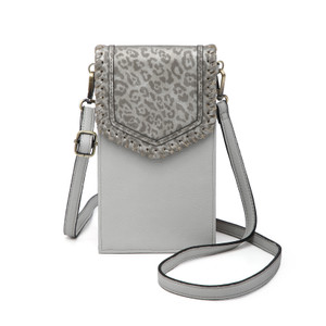 Carter Touch Screen Crossbody Safari Collection