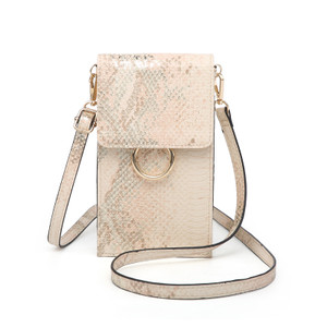 Ayla Touch Screen Crossbody Safari Collection