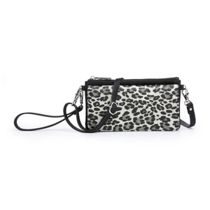 Piper Crossbody Wristlet Safari Collection